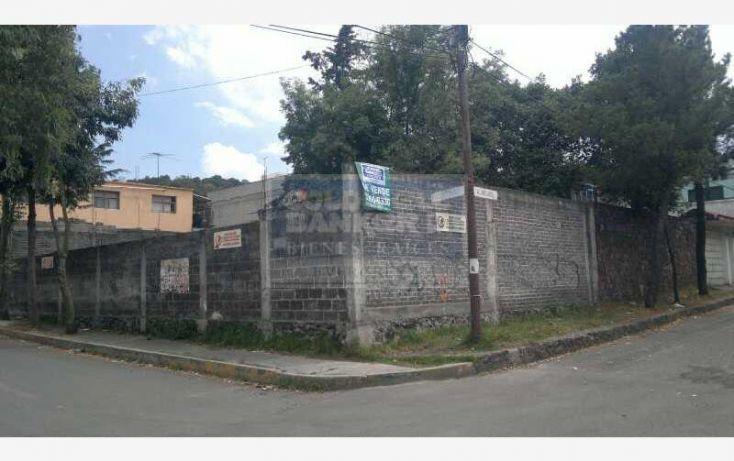 Foto de terreno habitacional en venta en alhelies 86, chimilli, tlalpan, df, 1701660 no 02