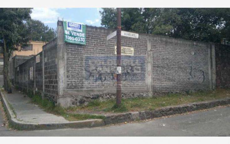Foto de terreno habitacional en venta en alhelies 86, chimilli, tlalpan, df, 1701660 no 03