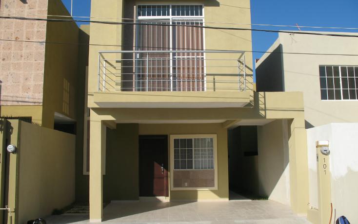 Foto de casa en venta en  , alijadores, tampico, tamaulipas, 1117457 No. 01
