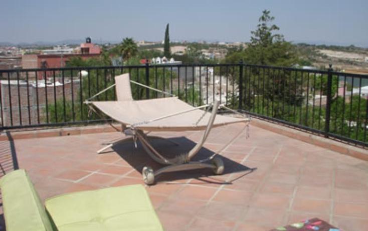 Foto de casa en venta en allende 1, allende, san miguel de allende, guanajuato, 685397 No. 17