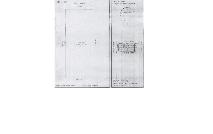 Foto de terreno habitacional en venta en  , allende centro, coatzacoalcos, veracruz de ignacio de la llave, 1255547 No. 05