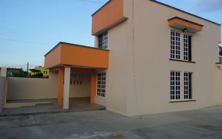 Foto de casa en venta en  , allende centro, coatzacoalcos, veracruz de ignacio de la llave, 1566014 No. 02