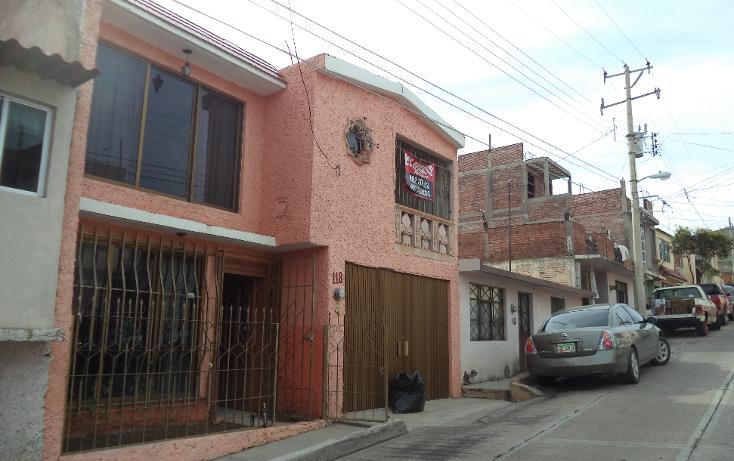 Foto de casa en venta en  , alma obrera, zacatecas, zacatecas, 1373789 No. 01