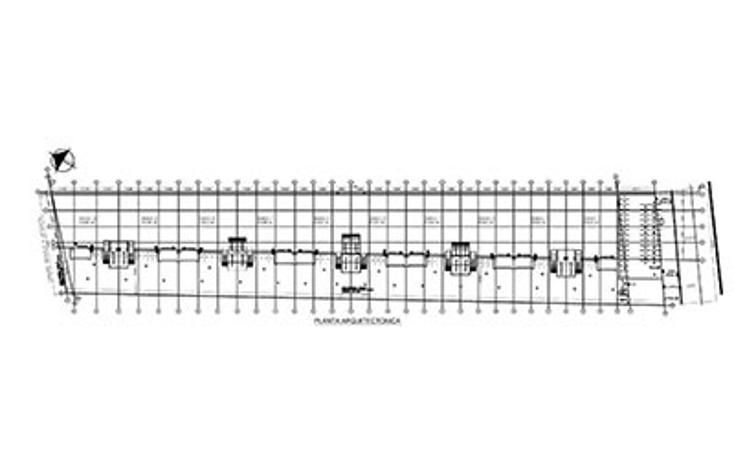 Foto de nave industrial en renta en  , almacentro, apodaca, nuevo león, 1066623 No. 12