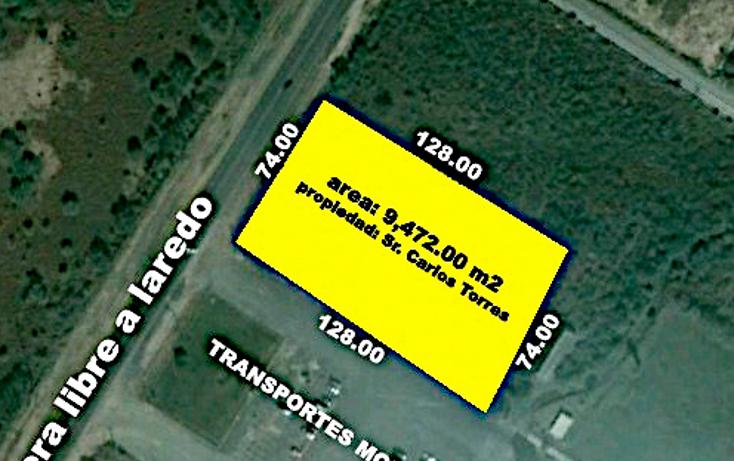 Foto de terreno comercial en venta en  , almacentro, apodaca, nuevo le?n, 1255789 No. 01