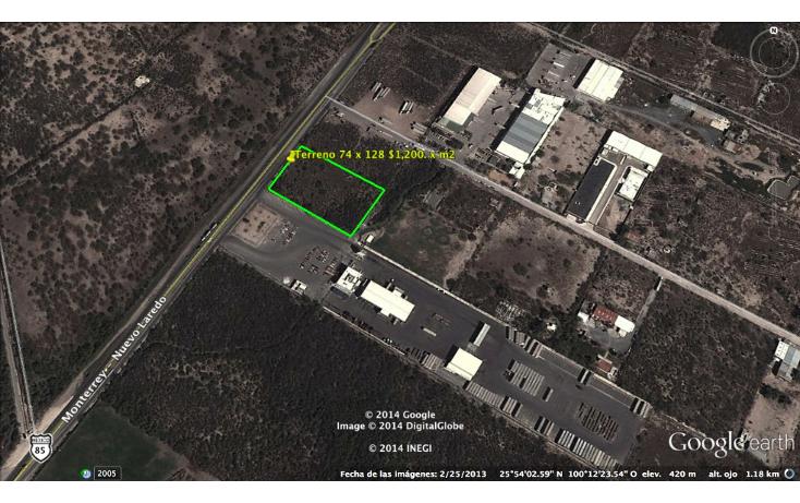 Foto de terreno comercial en venta en  , almacentro, apodaca, nuevo le?n, 1255789 No. 07