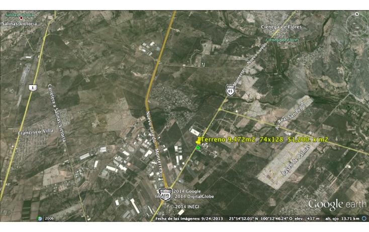 Foto de terreno comercial en venta en  , almacentro, apodaca, nuevo le?n, 1255789 No. 08