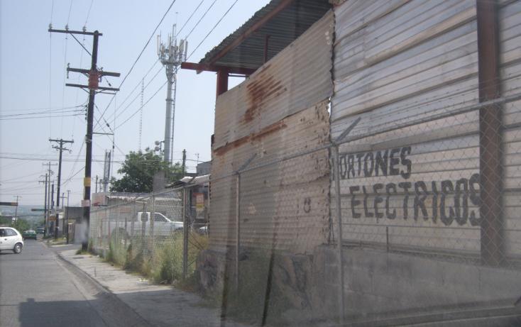Foto de terreno comercial en venta en  , almaguer, guadalupe, nuevo león, 1352921 No. 06