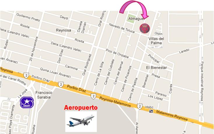 Foto de casa en venta en, almaguer, reynosa, tamaulipas, 1681774 no 07