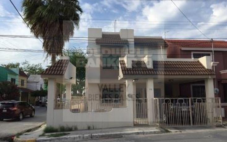 Foto de casa en venta en almendros , colinas del pedregal, reynosa, tamaulipas, 1842508 No. 01