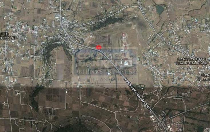 Foto de terreno habitacional en venta en  , almoloya de juárez centro, almoloya de juárez, méxico, 523451 No. 06