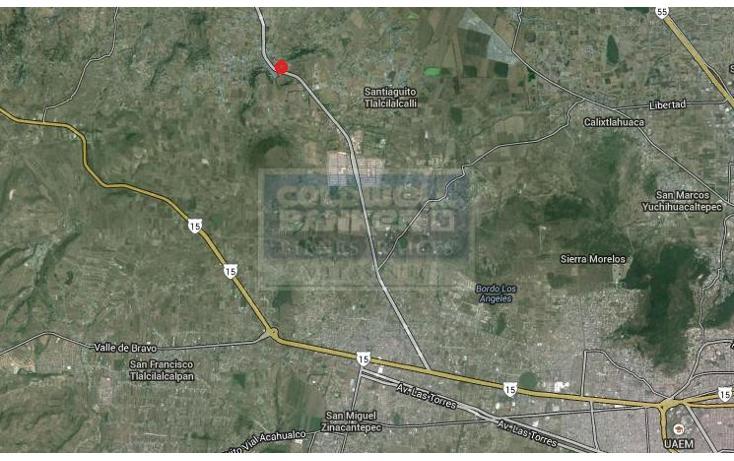 Foto de terreno habitacional en venta en  , almoloya de juárez centro, almoloya de juárez, méxico, 523451 No. 07