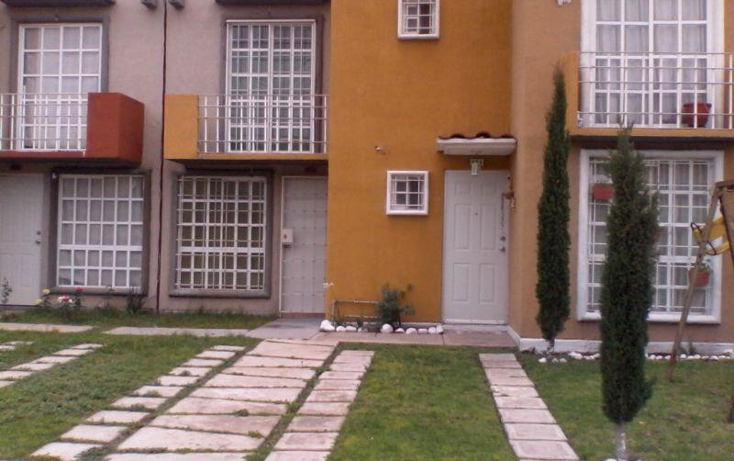 Foto de casa en venta en  x, unidad familiar c.t.c. de zumpango, zumpango, méxico, 528988 No. 02
