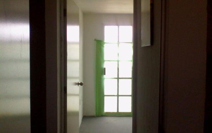 Foto de casa en venta en  x, unidad familiar c.t.c. de zumpango, zumpango, méxico, 528988 No. 12