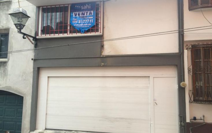 Foto de casa en venta en alonso guido 32, las jacarandas, xalapa, veracruz, 1585214 no 01