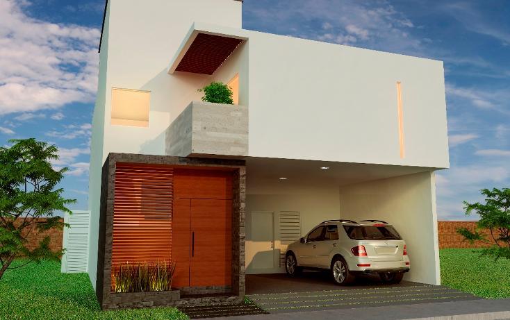 Foto de casa en venta en  , alpes, san luis potosí, san luis potosí, 1452571 No. 01