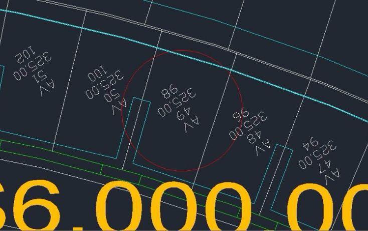Foto de terreno habitacional en venta en, alpes, san luis potosí, san luis potosí, 1694520 no 02