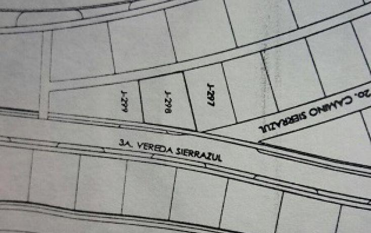 Foto de terreno habitacional en venta en, alpes, san luis potosí, san luis potosí, 1698268 no 02