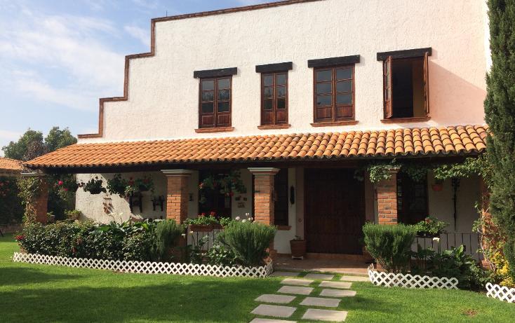 Foto de casa en venta en  , alquerías de pozos, san luis potosí, san luis potosí, 1446309 No. 01