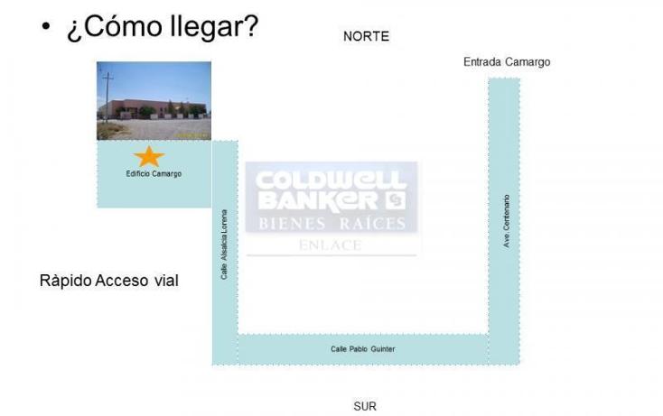 Foto de edificio en venta en  , alsalcia y lorena, camargo, chihuahua, 1839998 No. 02
