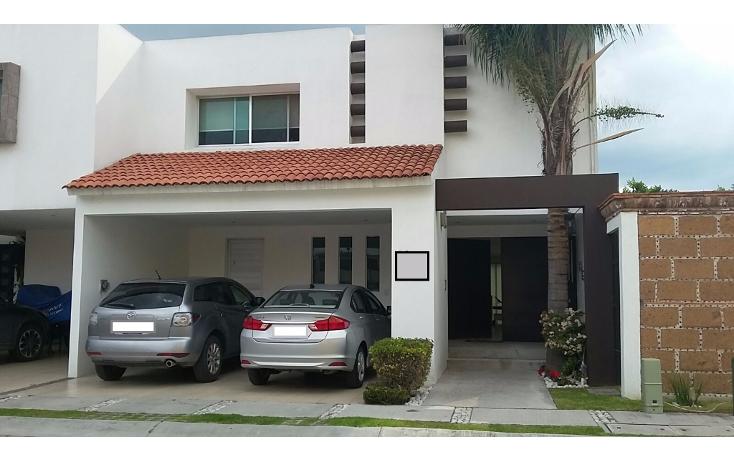 Foto de casa en venta en  , alta vista, san andrés cholula, puebla, 1557402 No. 01