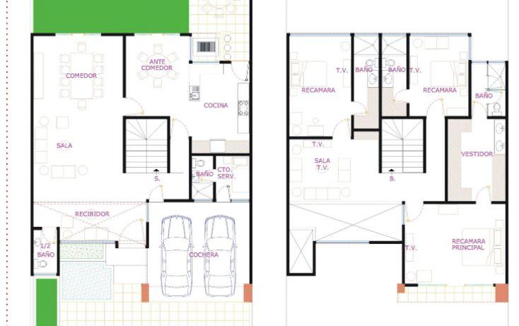 Foto de casa en condominio en venta en, alta vista, san andrés cholula, puebla, 1592979 no 03