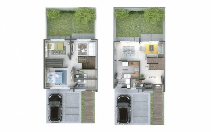 Foto de casa en condominio en venta en, alta vista, san andrés cholula, puebla, 1609140 no 02