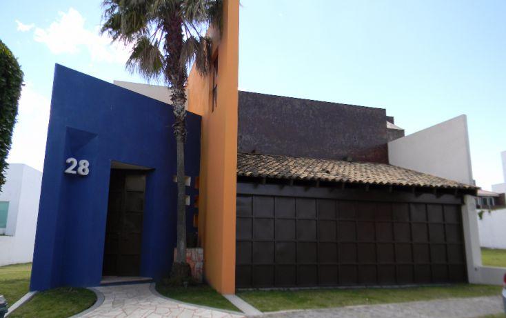 Foto de casa en condominio en venta en, alta vista, san andrés cholula, puebla, 1777681 no 01