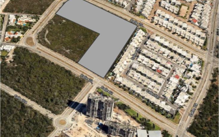 Foto de terreno habitacional en venta en  , altabrisa, mérida, yucatán, 1044611 No. 01