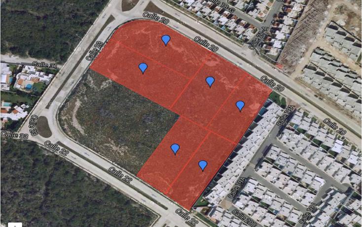 Foto de terreno habitacional en venta en  , altabrisa, mérida, yucatán, 1044611 No. 02