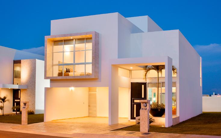 Foto de casa en venta en  , altabrisa, mérida, yucatán, 1059181 No. 01