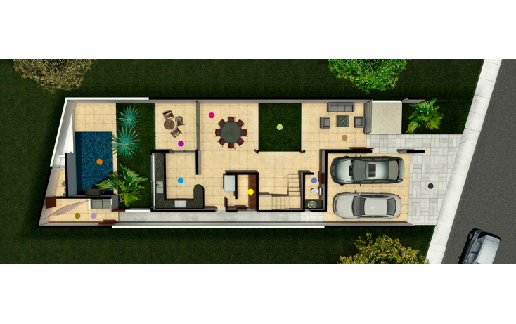 Foto de casa en venta en  , altabrisa, mérida, yucatán, 1059181 No. 08