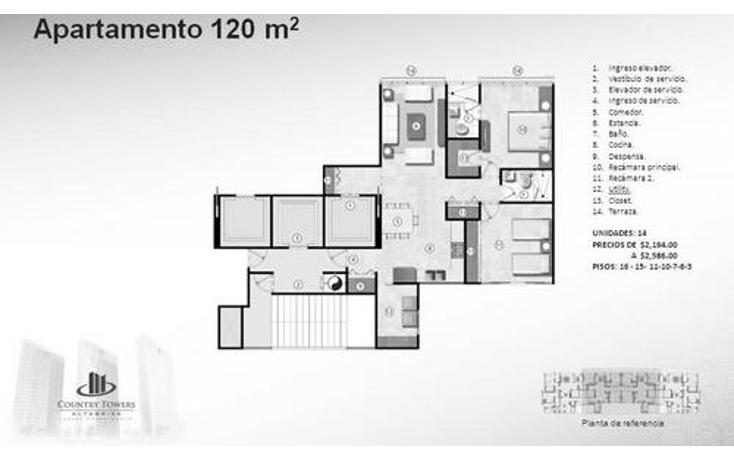 Foto de departamento en venta en  , altabrisa, mérida, yucatán, 1085411 No. 03