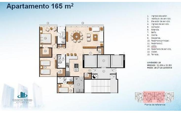 Foto de departamento en venta en  , altabrisa, mérida, yucatán, 1085411 No. 05