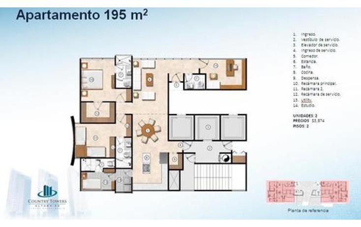 Foto de departamento en venta en  , altabrisa, mérida, yucatán, 1085411 No. 06