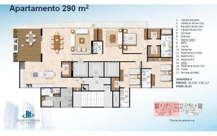 Foto de departamento en venta en  , altabrisa, mérida, yucatán, 1085411 No. 10