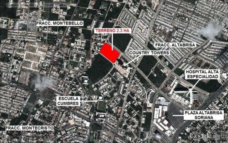 Foto de terreno comercial en venta en, altabrisa, mérida, yucatán, 1107253 no 03