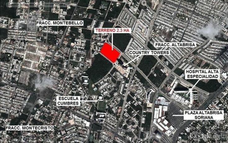 Foto de terreno comercial en venta en  , altabrisa, mérida, yucatán, 1107253 No. 03