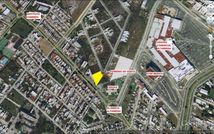 Foto de terreno habitacional en venta en, altabrisa, mérida, yucatán, 1125707 no 01