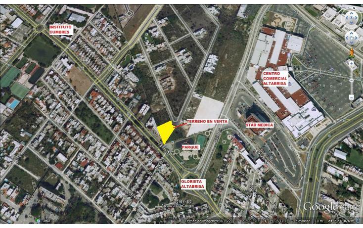 Foto de terreno habitacional en venta en  , altabrisa, mérida, yucatán, 1125707 No. 01