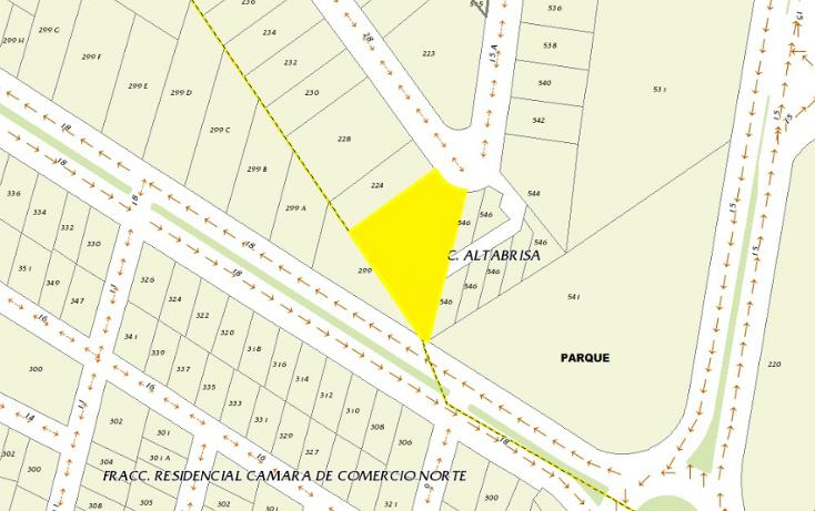 Foto de terreno habitacional en venta en  , altabrisa, mérida, yucatán, 1125707 No. 03
