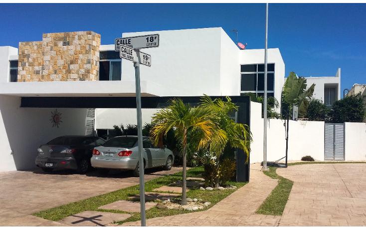 Foto de casa en venta en  , altabrisa, mérida, yucatán, 1187869 No. 01