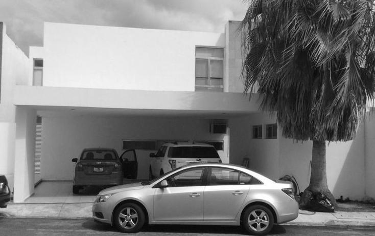 Foto de casa en renta en  , altabrisa, mérida, yucatán, 1188453 No. 01