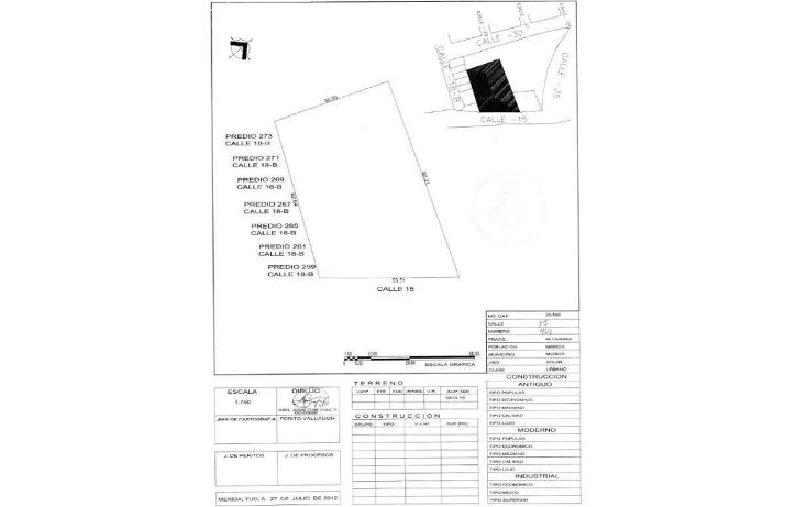 Foto de terreno comercial en venta en  , altabrisa, mérida, yucatán, 1188743 No. 03