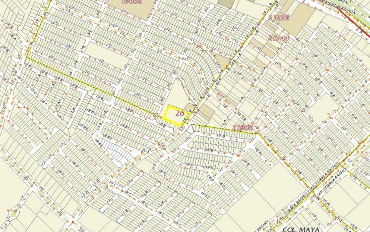 Foto de terreno comercial en venta en, altabrisa, mérida, yucatán, 1188743 no 04
