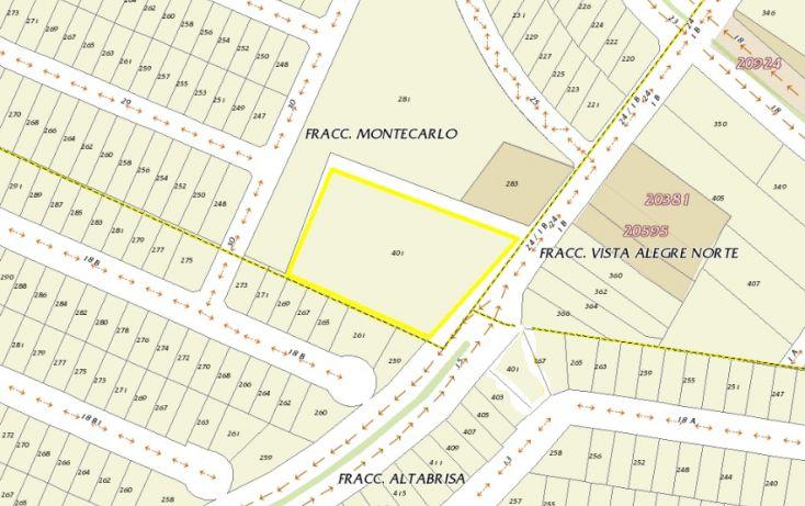 Foto de terreno comercial en venta en, altabrisa, mérida, yucatán, 1188743 no 05