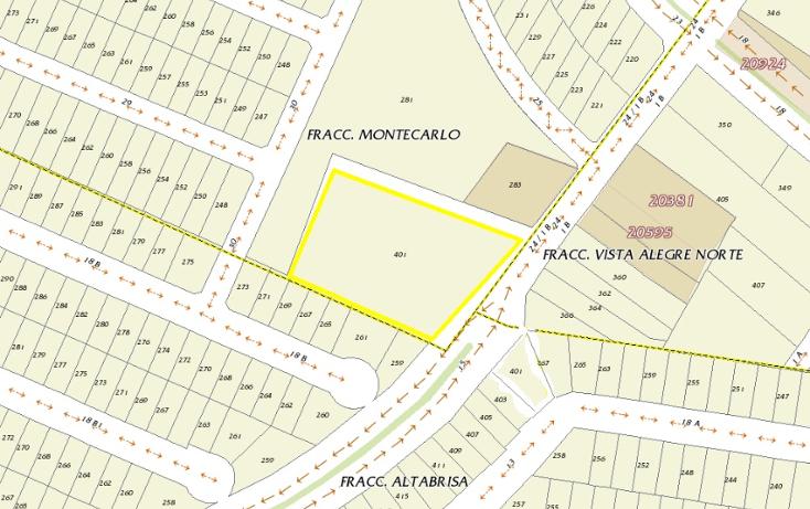 Foto de terreno comercial en venta en  , altabrisa, mérida, yucatán, 1188743 No. 05