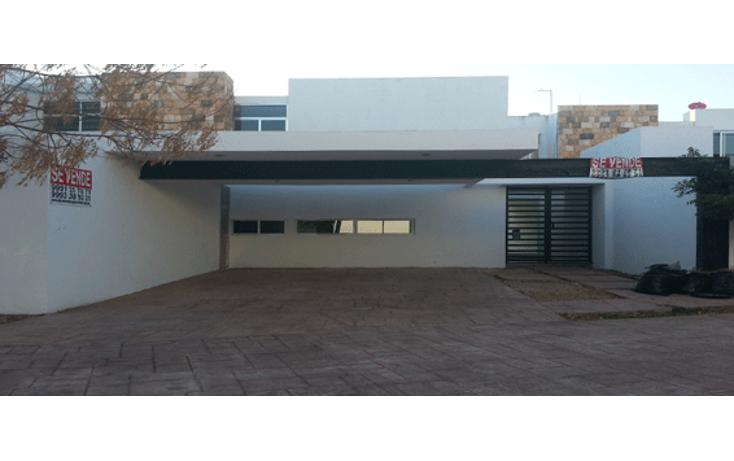Foto de casa en venta en  , altabrisa, mérida, yucatán, 1197565 No. 01