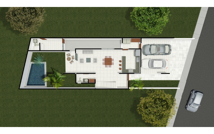 Foto de casa en venta en  , altabrisa, mérida, yucatán, 1205507 No. 04