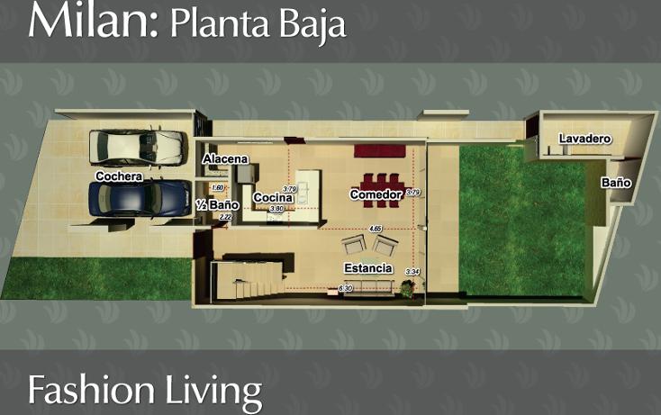Foto de casa en venta en  , altabrisa, mérida, yucatán, 1237561 No. 08